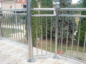 Izrada prohromskih ograda